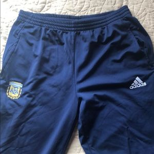 Adidas Argentina track pants